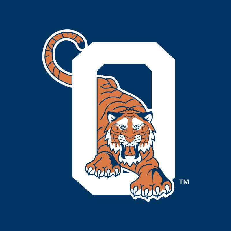 Oneonta Tigers vector logo