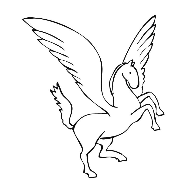 Pegasus Air vector logo