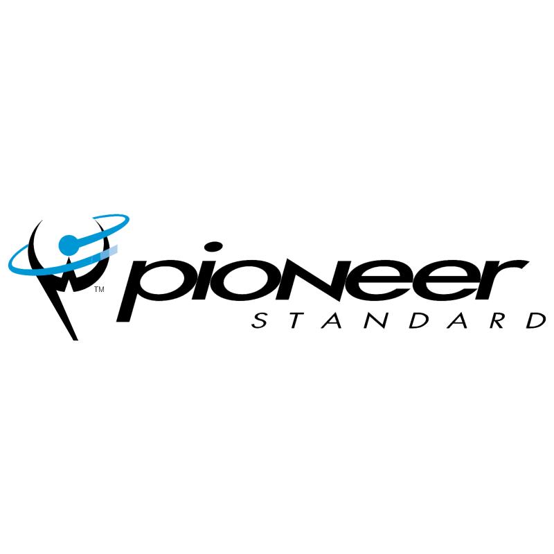 Pioneer Standard Electronics vector