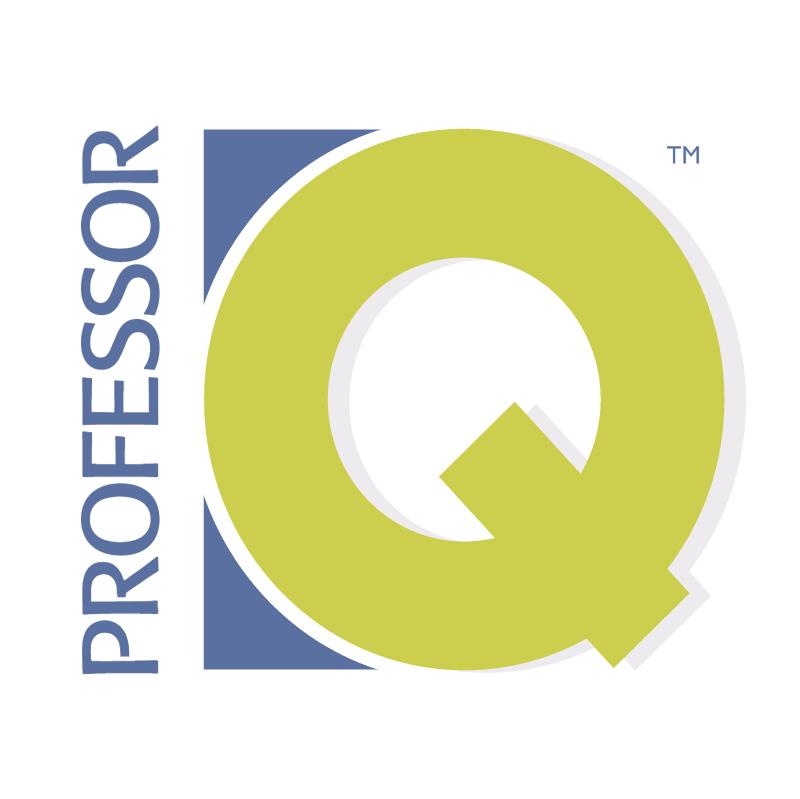Professor Q vector logo