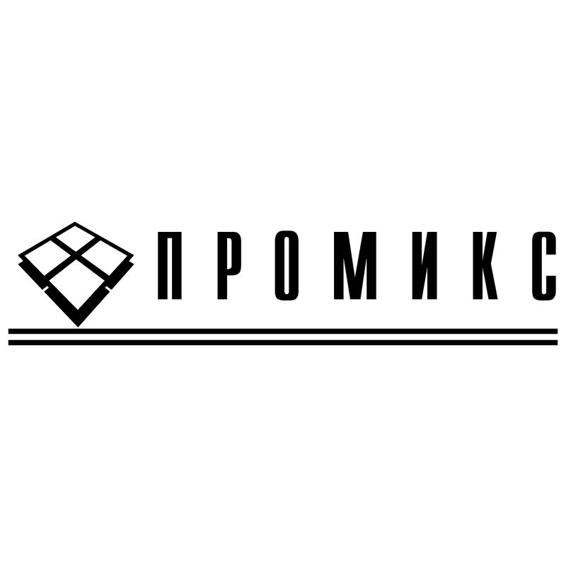 Promiks vector logo