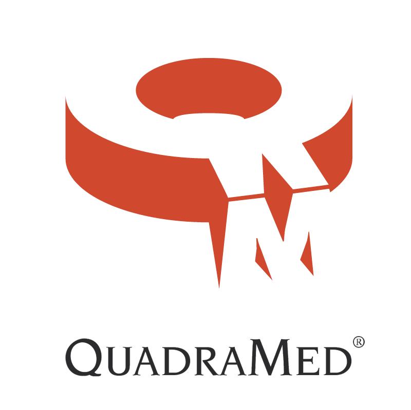 QuadraMed vector logo
