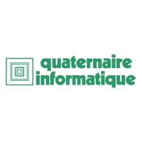 Quaternaire Informatique vector