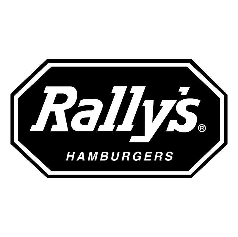 Rally's vector logo