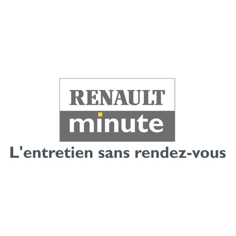 Renault Minute vector