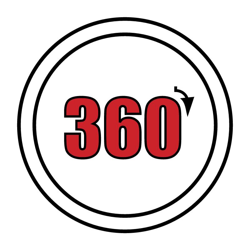 SCENE 360 vector