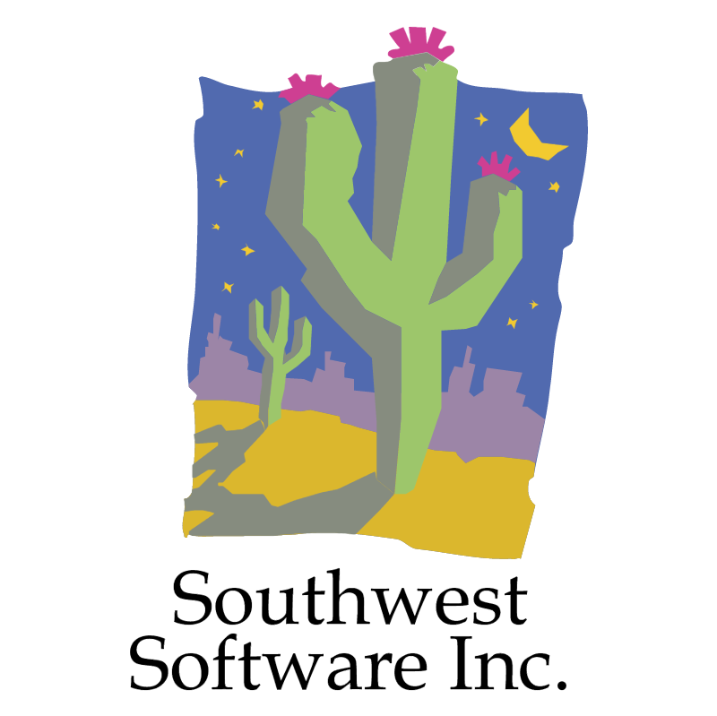 Southwest Sofware vector