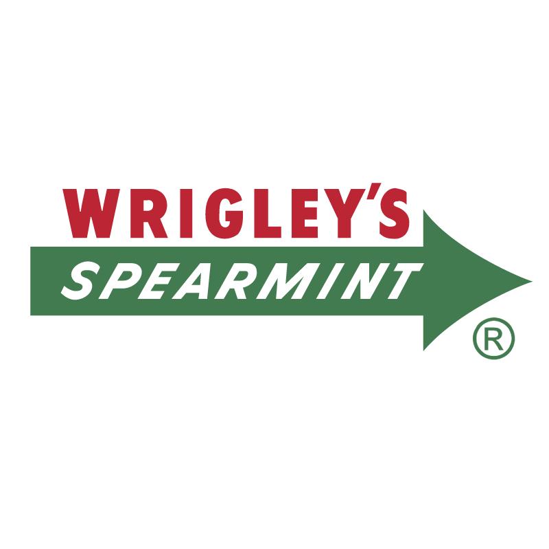 Spearmint vector