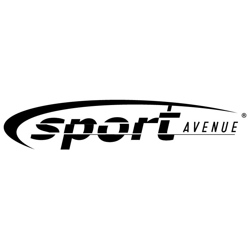 Sport Avenue vector