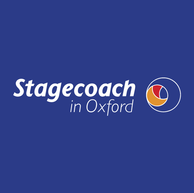 Stagecoach in Oxford vector