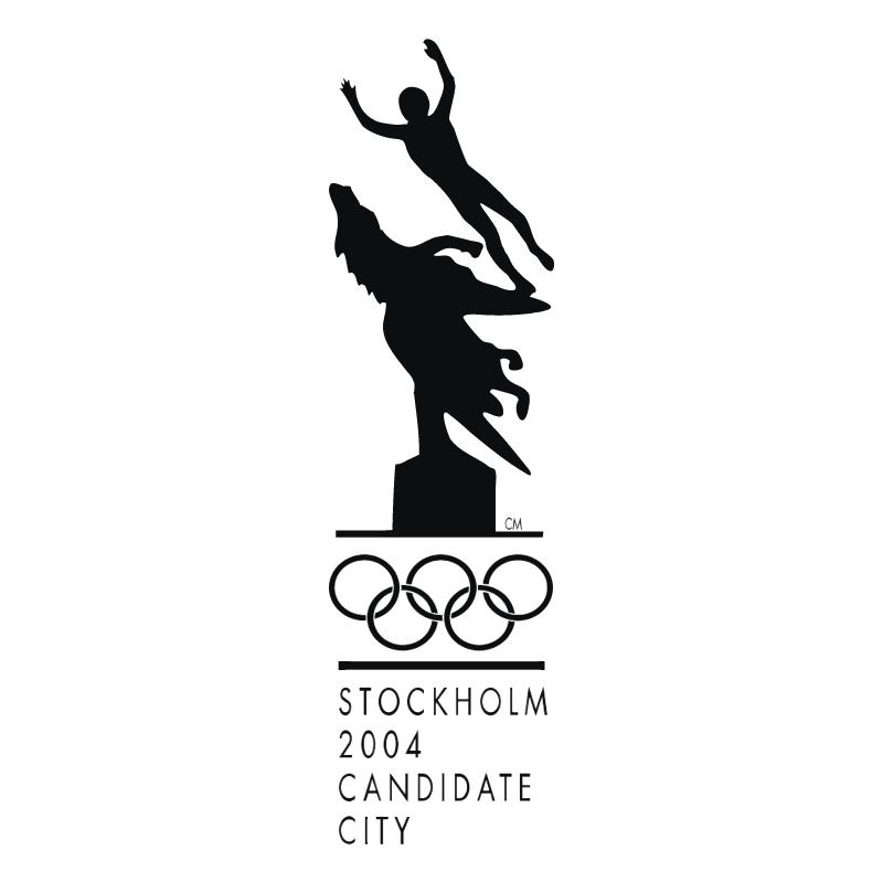 Stockholm 2004 vector