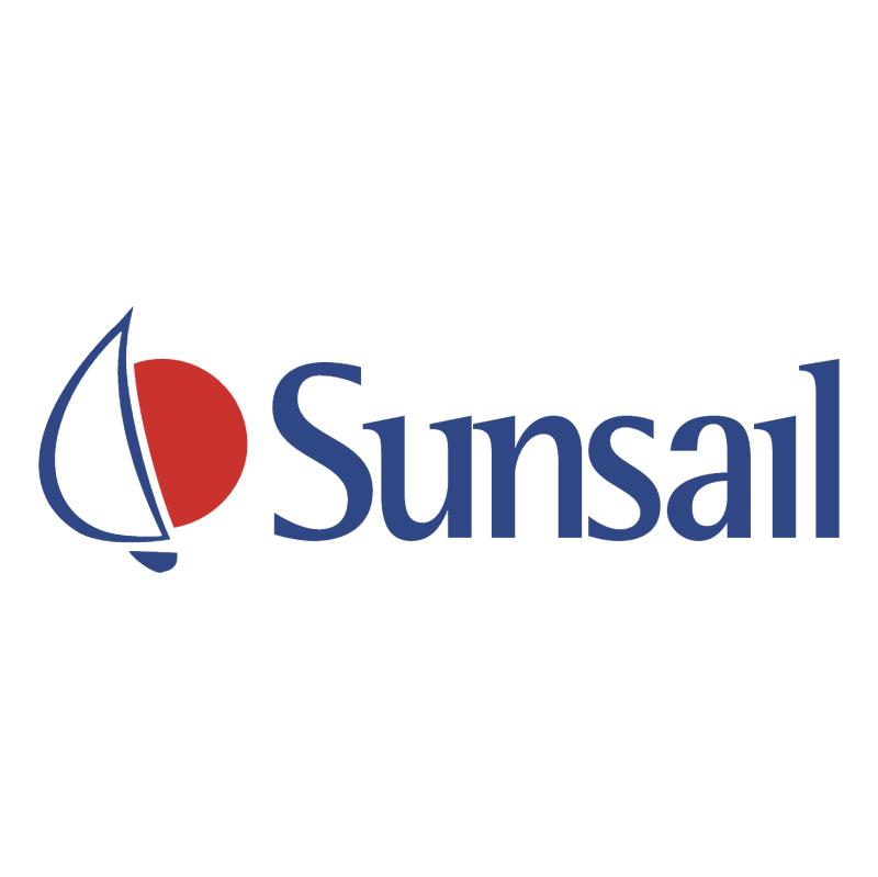Sunsail vector