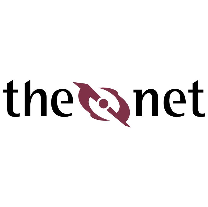 The Net vector logo