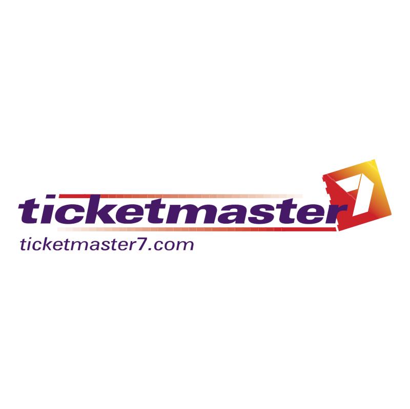 ticketmaster7 vector