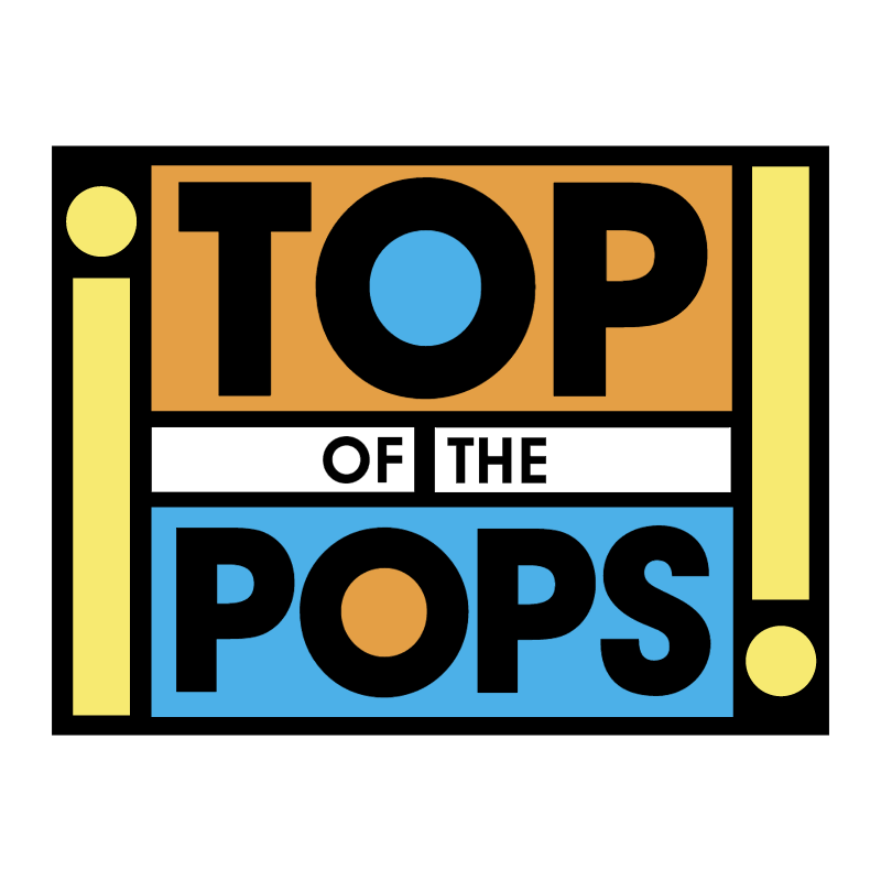 Top of the Pops vector