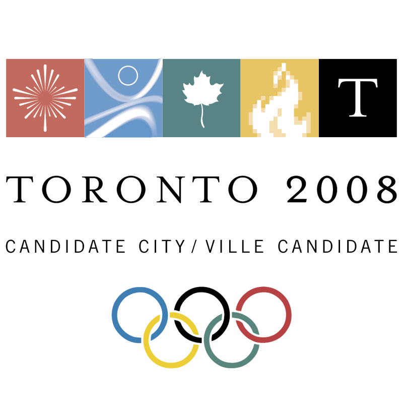 Toronto 2008 vector