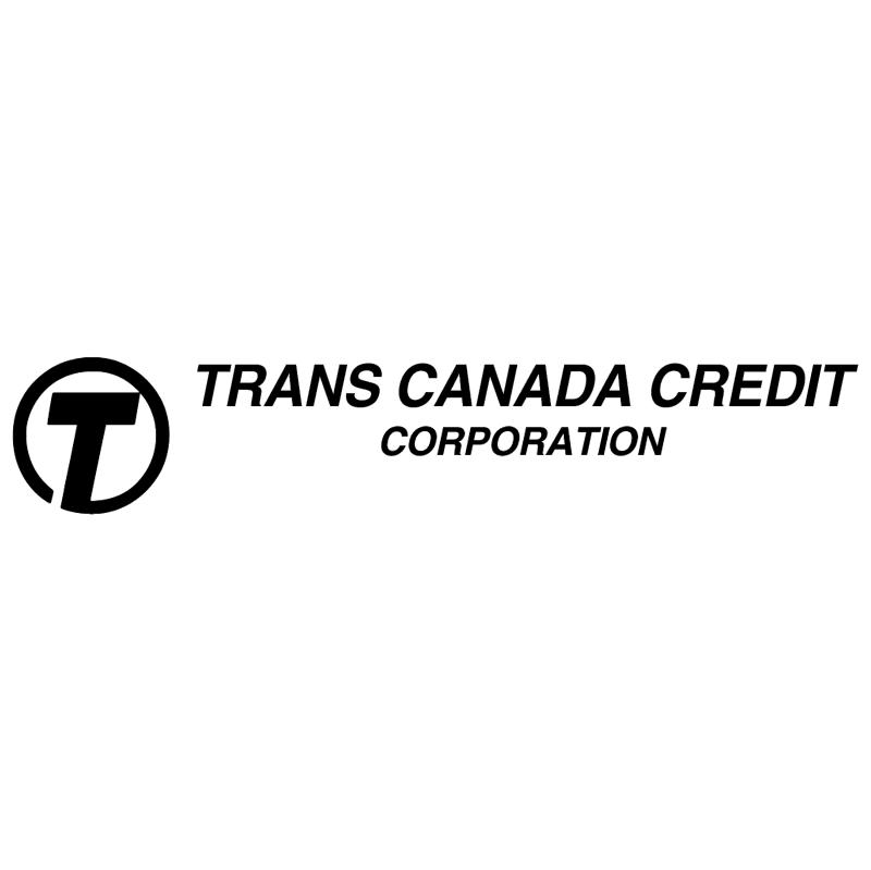 Trans Canada Credit vector