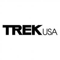 Trek USA vector