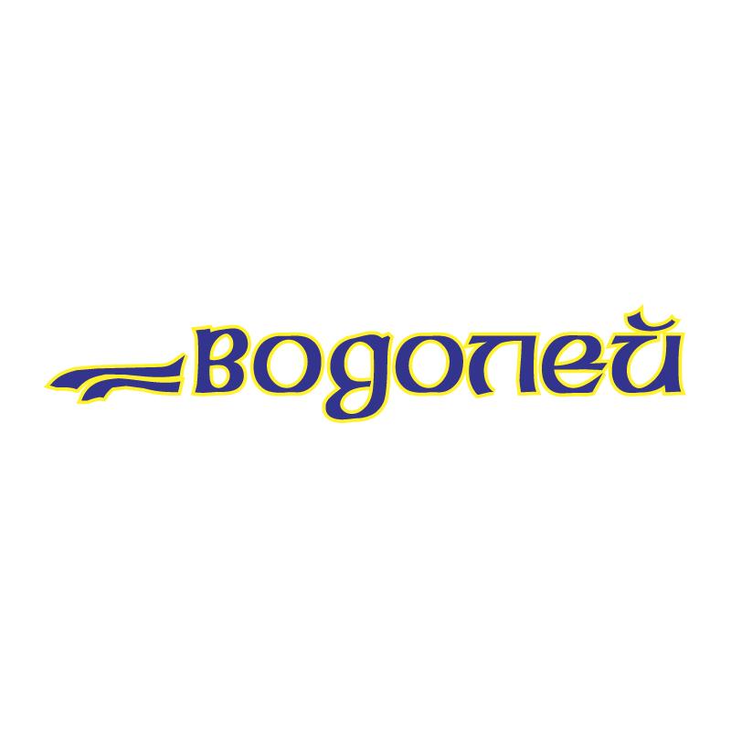Vodolej vector logo
