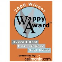 Wappy Award vector