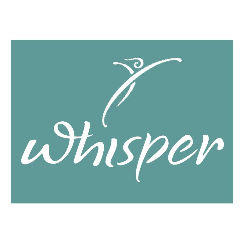 Whisper vector