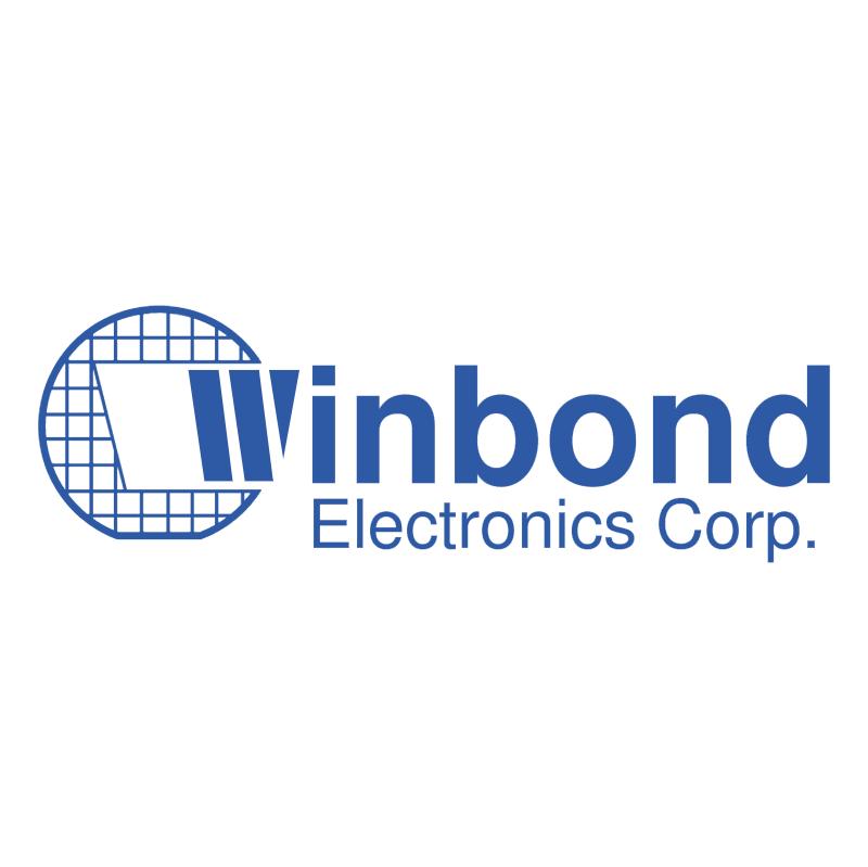 Winbond Electronics Corp vector logo
