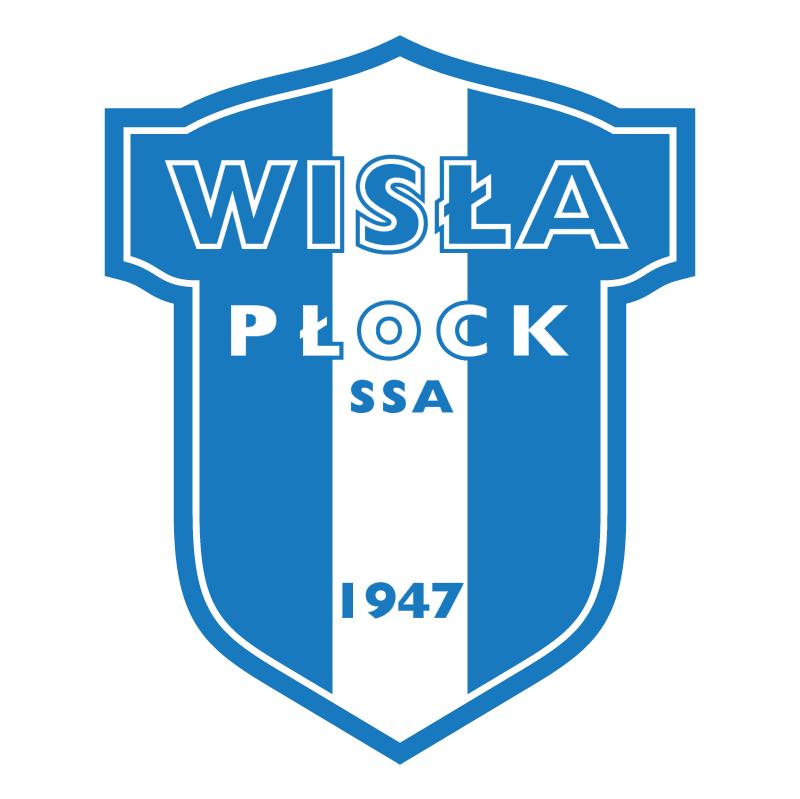 Wisla Plock vector