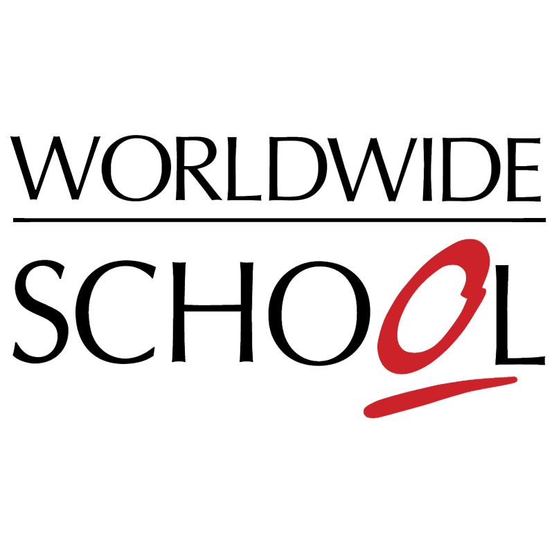 Worldwide School vector
