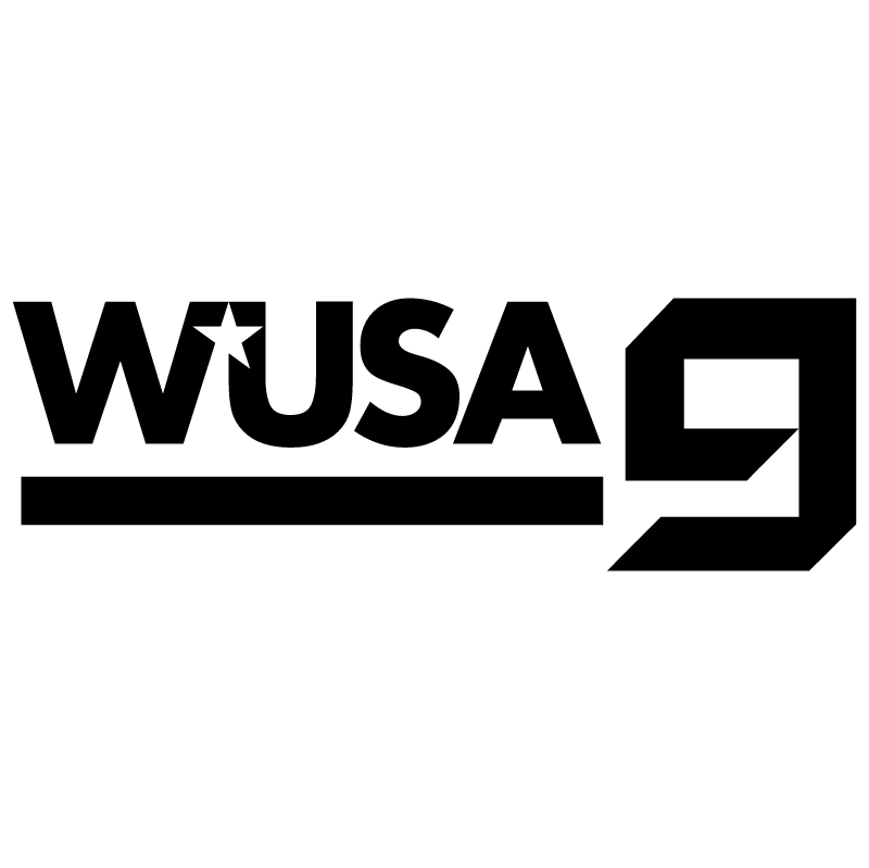 WUSA 9 TV vector
