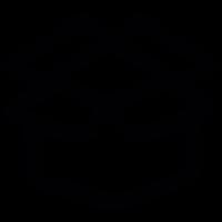 Open box doodle vector