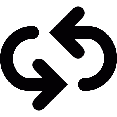 Repeat vector logo