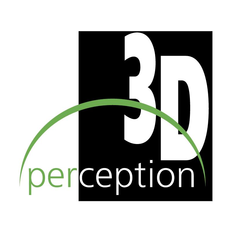 3D perception vector