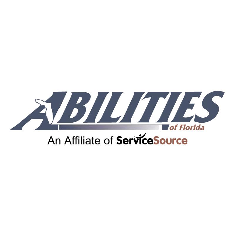 Abilities of Florida vector logo