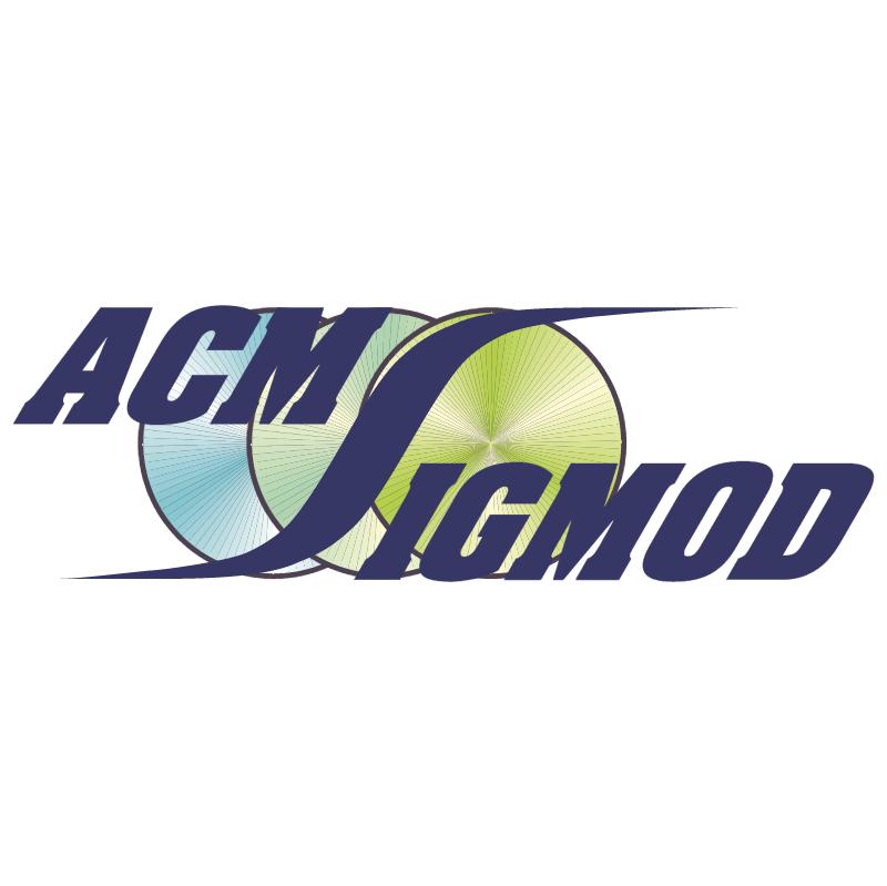 Acm Sigmod 5848 vector
