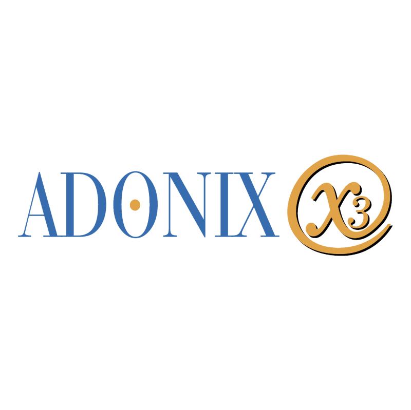 Adonix X3 70136 vector
