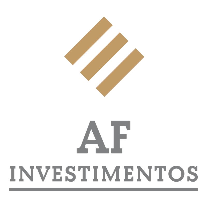 AF Investimentos 58986 vector