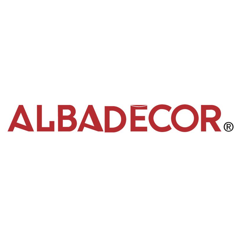 Albadecor 33159 vector logo
