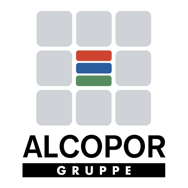 Alcopor Gruppe 66405 vector