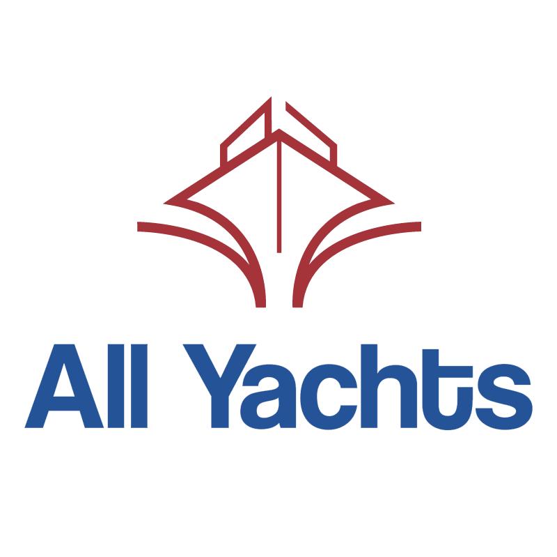All Yachts 71433 vector