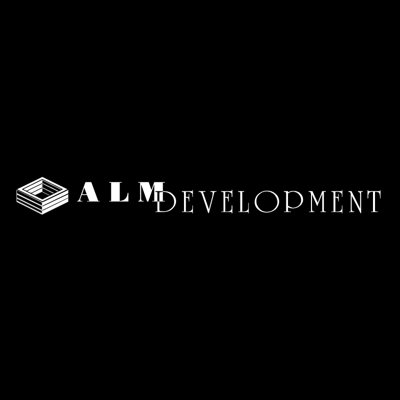 ALM Development vector logo