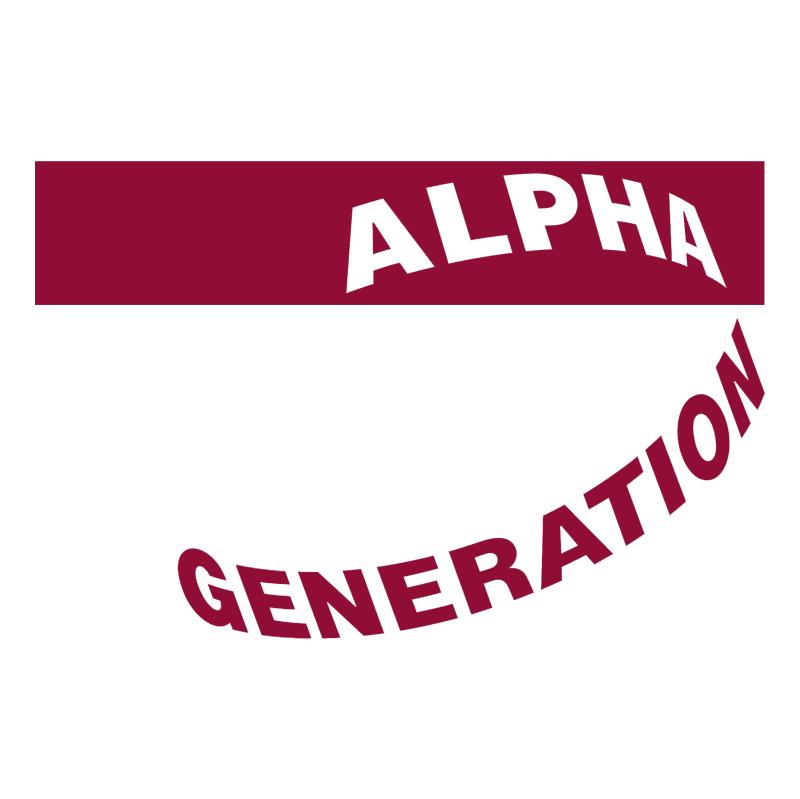 Alpha Generation vector