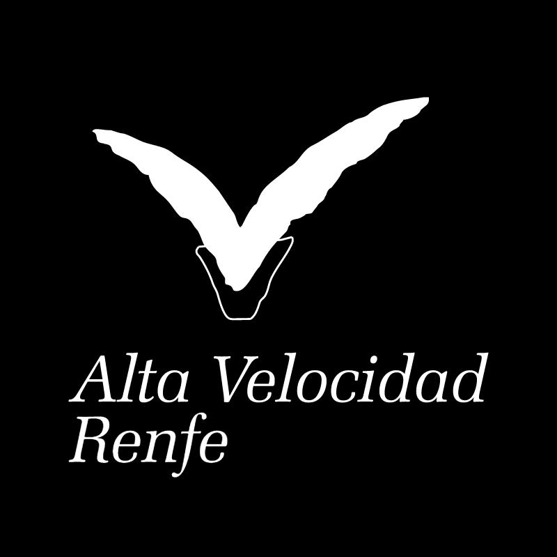 Alta Velocidad Renfe 83610 vector