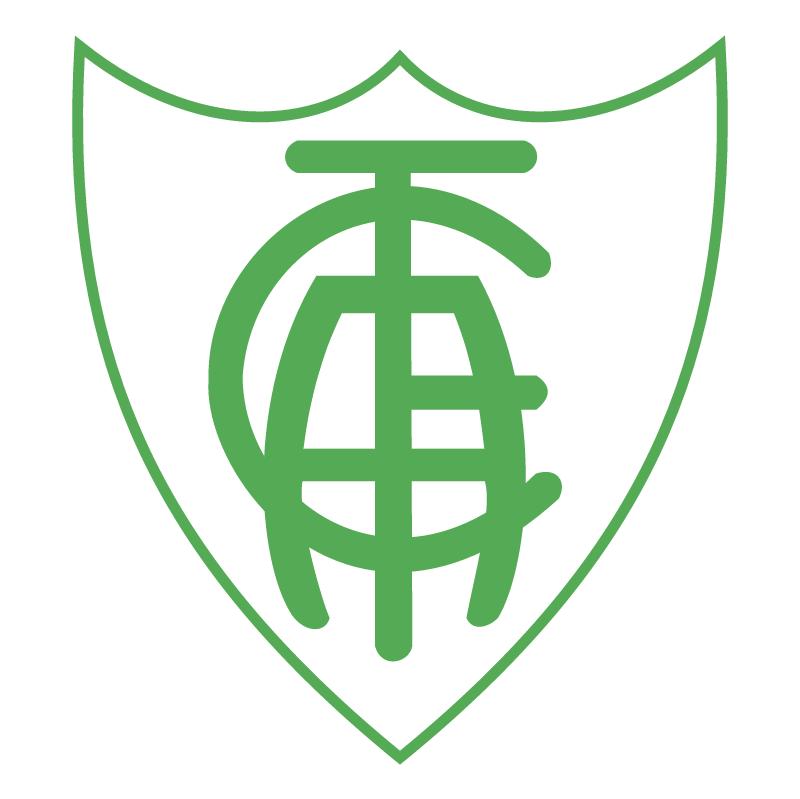 America Futebol Clube de Santiago RS vector