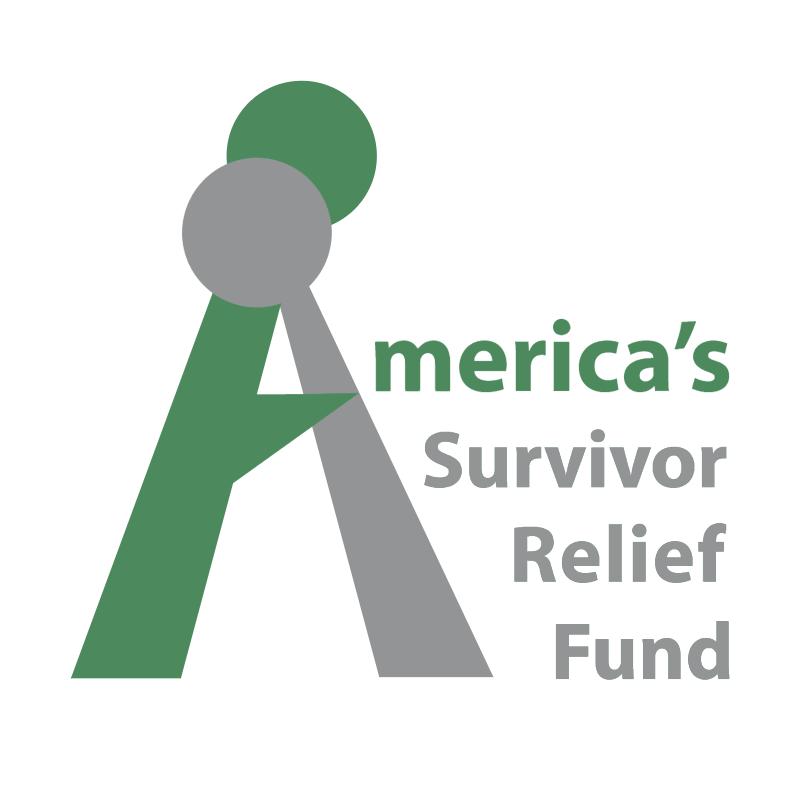 America's Survivor Relief Fund vector