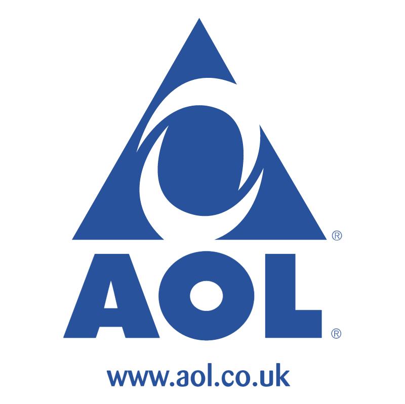 AOL UK vector