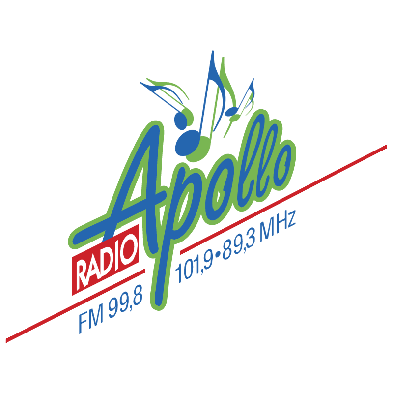 Apollo Radio 6121 vector