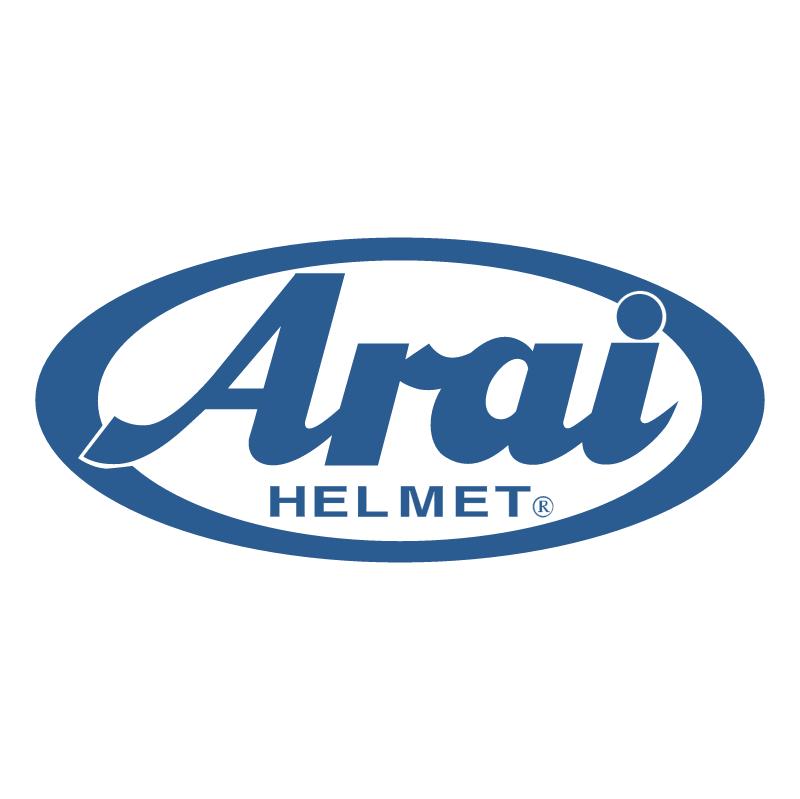 Arai Helmet vector