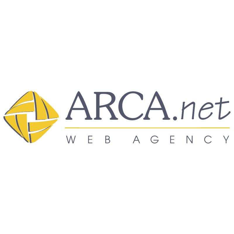 ARCA net vector logo