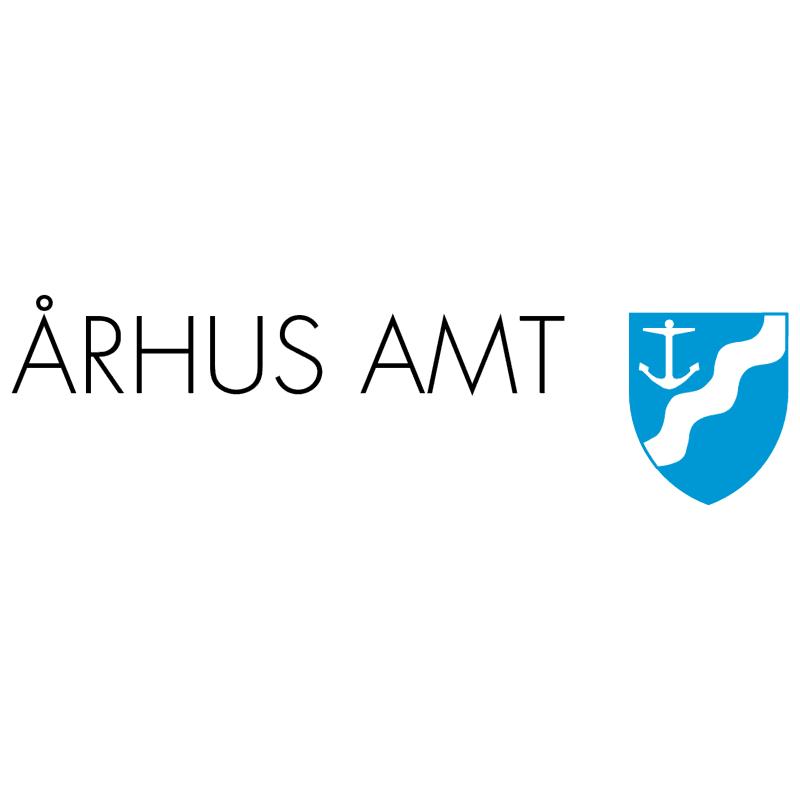 Arhus Amt vector