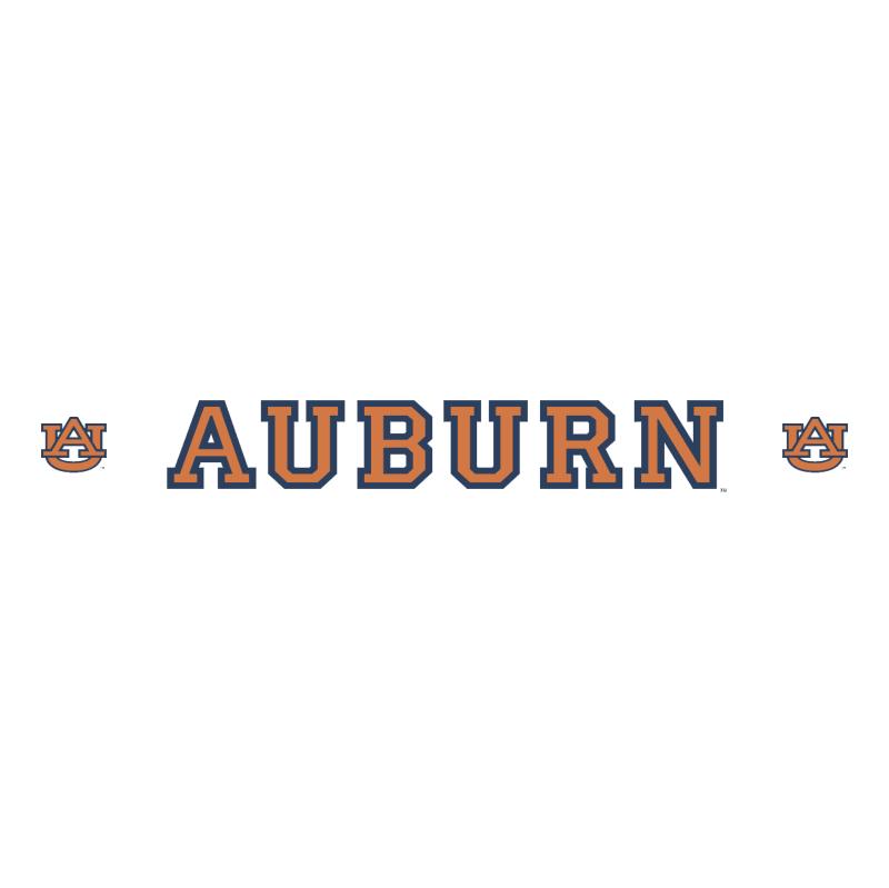 Auburn Tigers 75983 vector logo